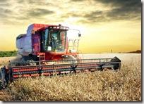 cosechadora Política Agrícola Común (PAC)